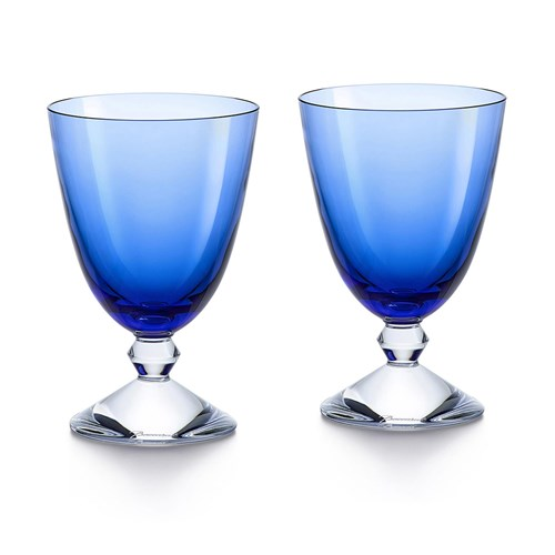 Baccarat Véga Water Glasses, Set of 2