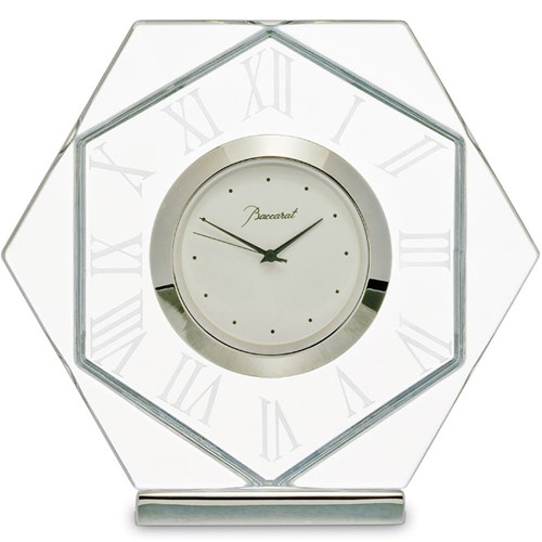 Baccarat Harcourt Abysee Clock