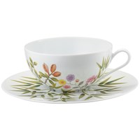Raynaud Paradis Breakfast Saucer, White