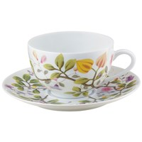 Raynaud Paradis Tea Saucer, White