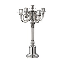 Christofle Malmaison Silverplated Candelabra Collection