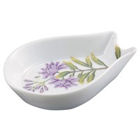 Raynaud Paradis Chinese Spoon Holder, White