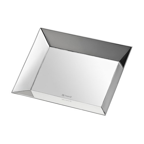 Christofle Elementaire Silverplated Valet Tray, Large