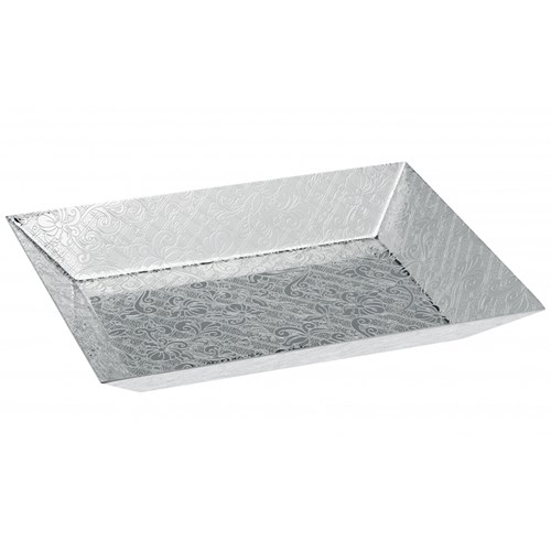 Christofle Jardin d'Eden Silverplated Valet Tray