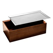 Christofle Madison 6 Silverplated Storage Boxes