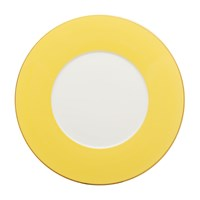 Haviland & Parlon Lexington Citron Dinner Plate