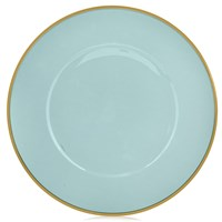 Anna Weatherley Contemporary Charger, Powder Blue