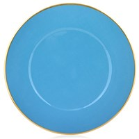 Anna Weatherley Contemporary Charger, Blue