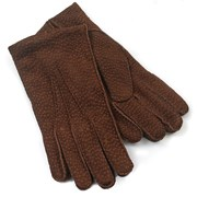 Men's Leather Racing Gloves