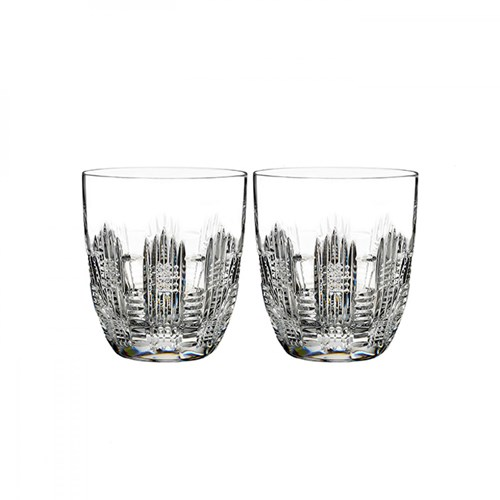 Waterford Dungarvan Collection, Double Old Fashioned Pair