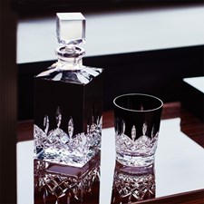 Waterford Lismore Black Collection, Decanter