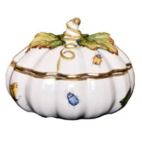 Anna Weatherley Afternoon Tea Party Small Covered Bowl