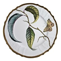 Anna Weatherley Antique Forest Leaf Dinner Plate