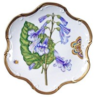 Anna Weatherley Bouquet of Flowers Charger / Presentation Plate