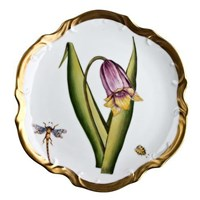 Anna Weatherley Bouquet of Flowers Bread & Butter Plate