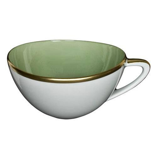 Anna Weatherley Mint Green Tea Cup