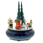 Christmas Procession Music Box