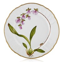 Anna Weatherly Orchid Dinner Plate #6