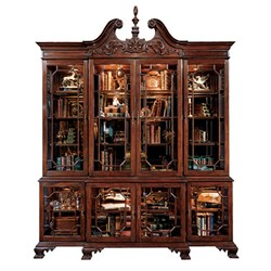 Mahogany Connoisseur Cabinet