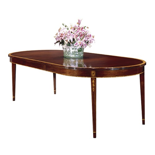 Cathedral Mahogany Dining Table