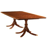 Mahogany Rectangular Dining Table