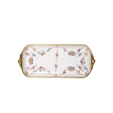 Royal Crown Derby Royal Antoinette Sandwich Tray