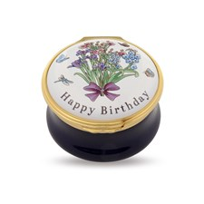 Halcyon Days Happy Birthday Bouquet Box