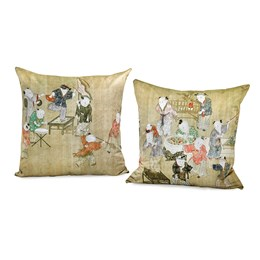Ming Xia Play Pillows