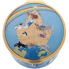 Halcyon Days Noah's Ark Musical Box