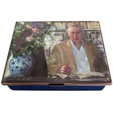 Halcyon Days HRH The Prince of Wales by Eileen Hogan Prestige Box