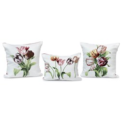 Tulip Bouquet Pillows