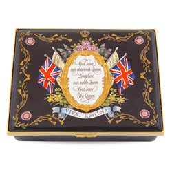 Halcyon Days Vivat Regina Royal Purple Prestige Box