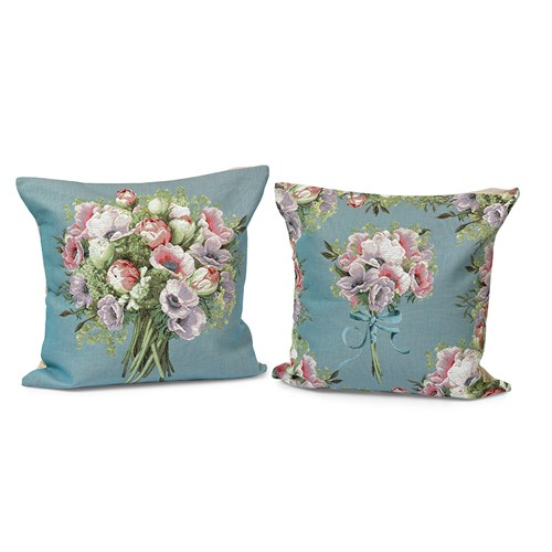 Bouquet of Flowers Pillows