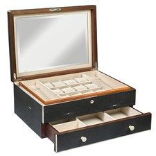 Shagreen Magnum Jewelry Box