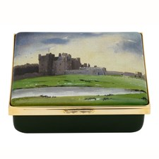 Halcyon Days Castle of Mey By Keith Tilley Box