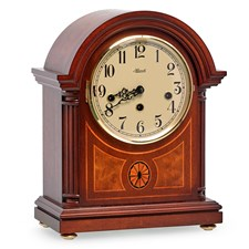 Berlin Clock, Mahogany Finish