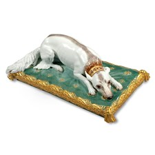 Meissen Russian Greyhound