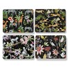 Jungle Wildlife Extra-Large Tablemats, Set of 4