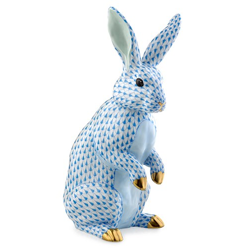 Herend Large Standing Rabbit