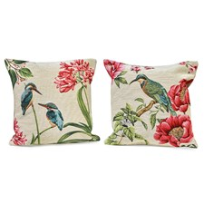 Kingfisher Tapestry Pillows