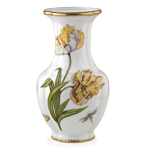 Anna Weatherley Studio Collection Double Tulips Vase