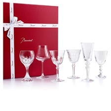 Baccarat Wine Therapy, Set of 6
