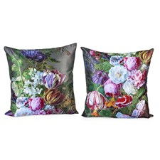 Van Dael Floral Pillows