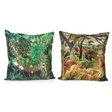 Rousseau Jungle Pillows