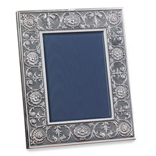 Buccellati Wood Sterling Silver Frame
