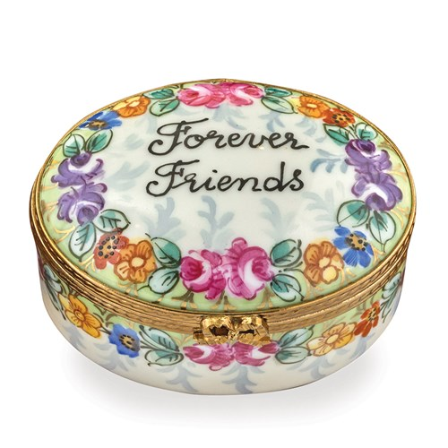 Forever Friends Limoges Box
