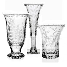 William Yeoward Crystal Fern Vases