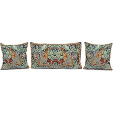 Morris Hare Tapestry Pillows