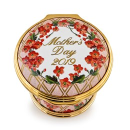 a07270169f2 FEATURED Halcyon Days 2019 Mother s Day Enamel Box