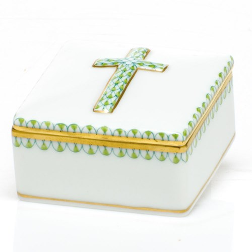 Herend Prayer Box